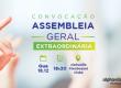 CONVOCAÇÃO Assembleia Geral