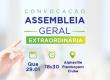 Convocação Assembleia Geral 2020