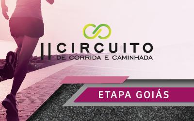 II Circuito de Corrida e Caminhada - etapa Goiás