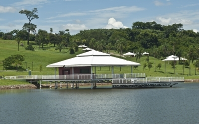 Deck do Lago